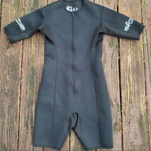 KW Kutting Weight Sauna Full Body Wetsuit S